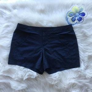 Athleta Board Swimwear Beach Workout Shorts Size 6
